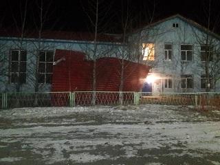 В поселке Эвенск, административном центре Северо-Эвенского городского округа, непогода идет на спад.