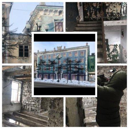 Независимая экспертиза «сталинки» по Ленина, 16 в историческом центре Магадана