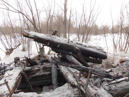 Сожженный в Магадане железнодорожный мост и особенности колымского краеведения